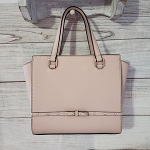 Kate Spade New York Pink Bow Crossbody Purse